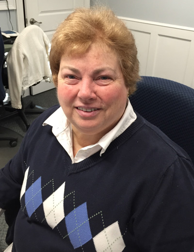 Judy Durand — Office Financial Coordinator